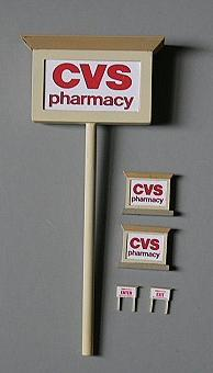 Customcuts CVS™ Signs
