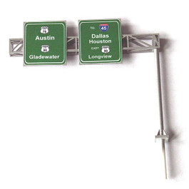 Summit Highway Cantilever Sign Kit