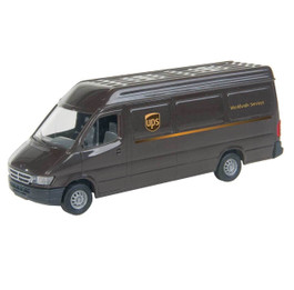 Walthers UPS® Delivery Van