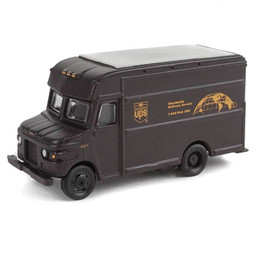 SceneMaster™ UPS® Package Car