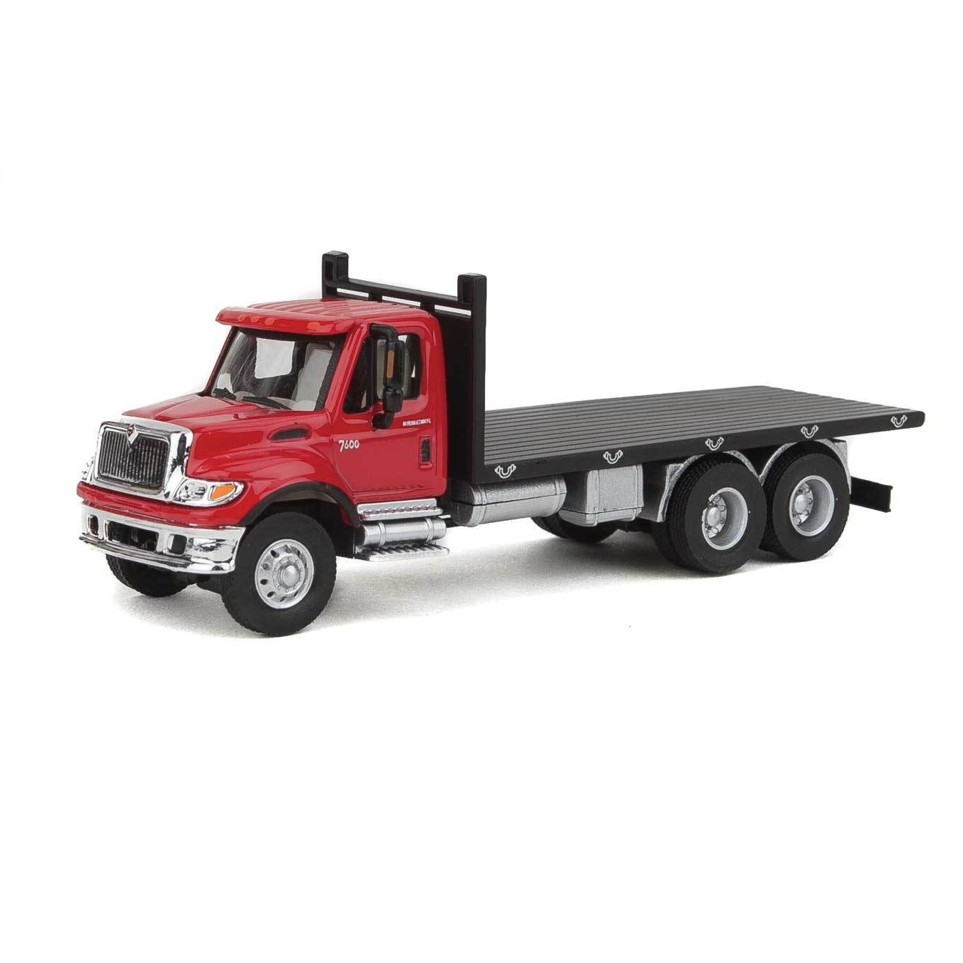 International® 7600 Flatbed Truck