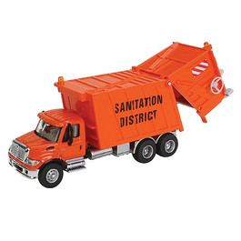 International® 7600 Garbage Truck