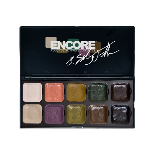 Encore Alcohol Palette - autopsy
