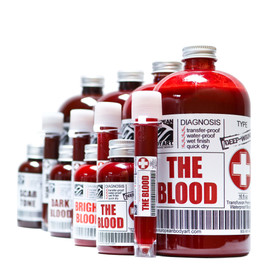 The Blood, 16oz