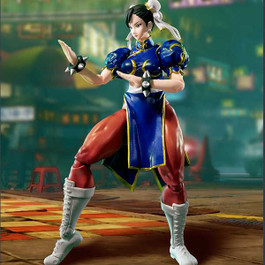 "Chun Li ""Street Fighter V"""