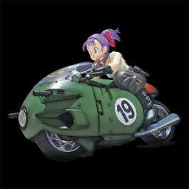 Bandai Bulma's No.19 Bike
