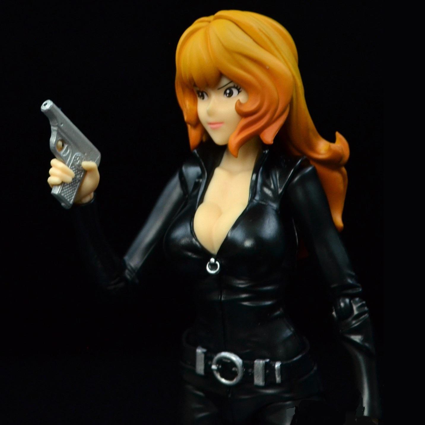 Bandai Fujiko Mine S.H Figuarts Action Figure Lupin the Third