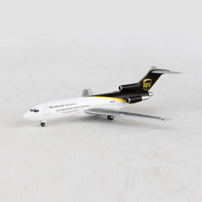 Daron® Herpa® UPS 727-100C Die-Cast Model Aircraft, 1