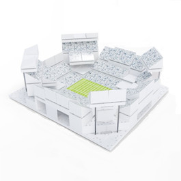 Arckit® Sports Stadium Volume 1