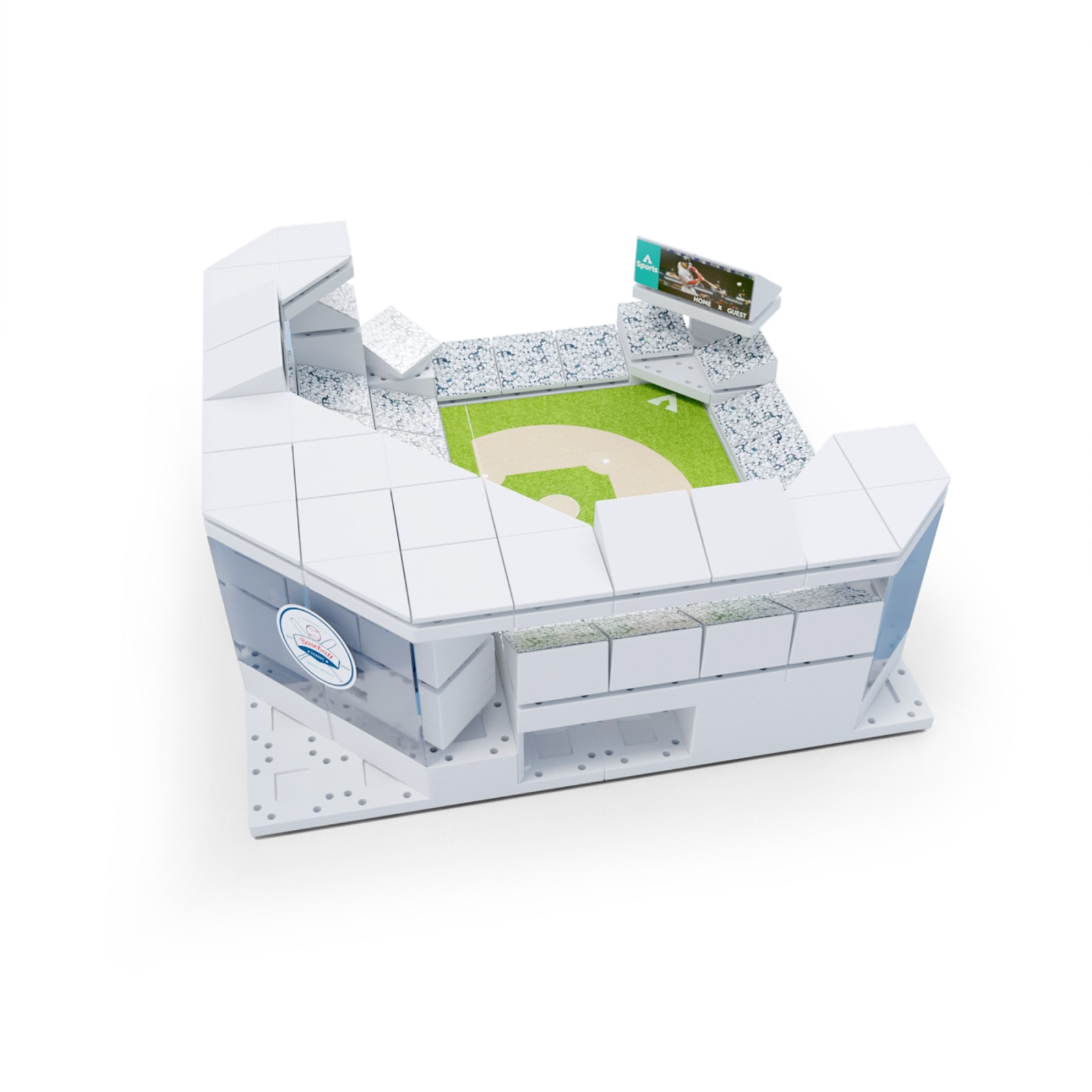 Arckit® Sports Stadium
