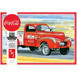 AMT 1940 Willys Gasser Coca-Cola™