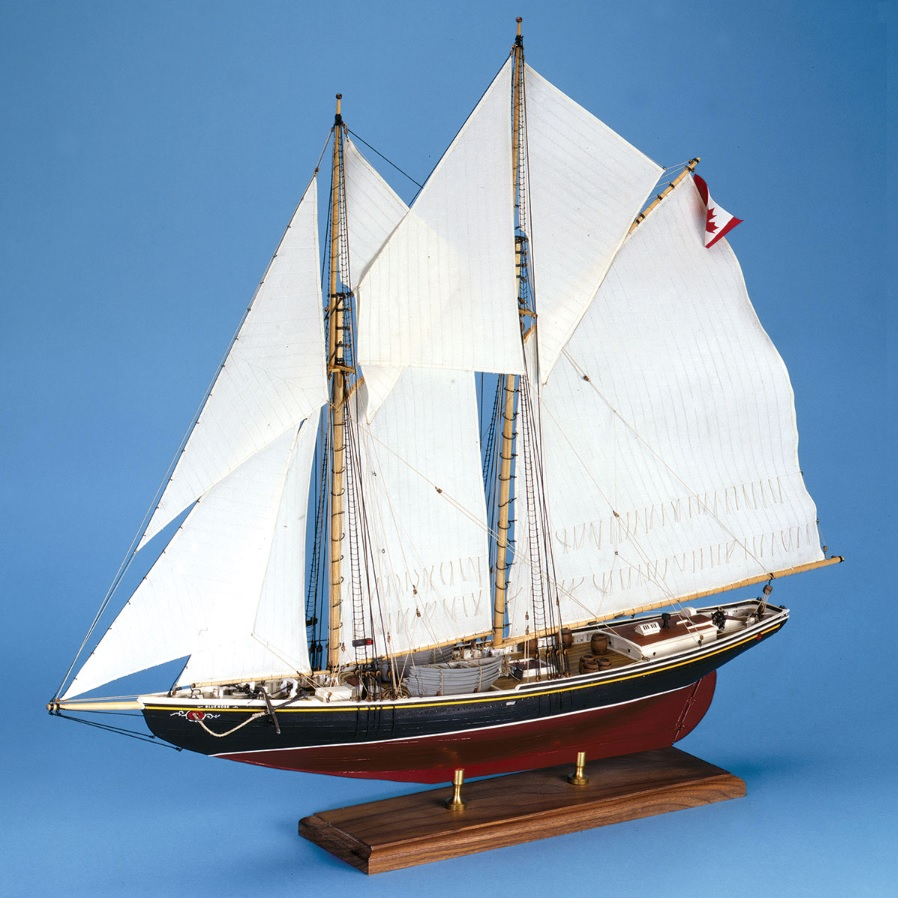Model Shipways Bluenose Schooner