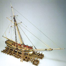 Model Shipways American Privateer