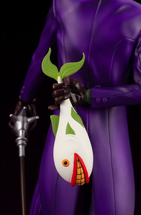 Kotobukiya© Joker w/Laughing Fish