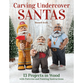 Carving Undercover Santas Book