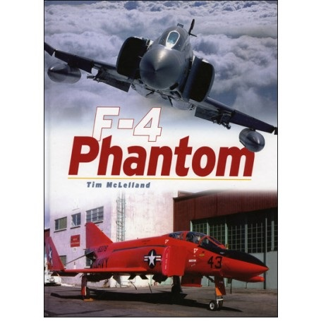 F-4 Phantom Book by Tim McLelland