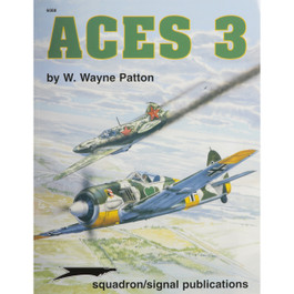 Aces 3 Book, by Wayne Patton