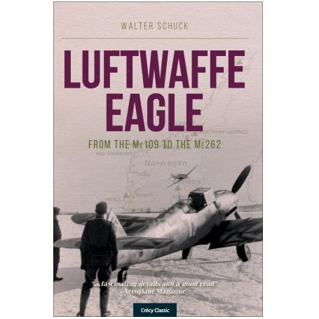 Luftwaffe Eagle Book