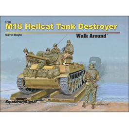 M18 Hellcat Tank Destroyer Book