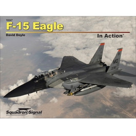 F-15 Eagle in Action Book