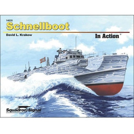 Schnellboot In Action Book