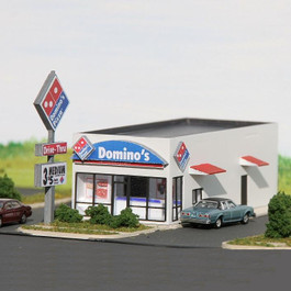 Customcuts by Summit Domino's®