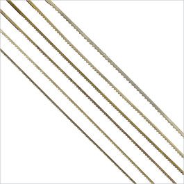 Jeweler's Saw Blade Value Pack
