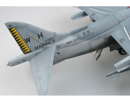 Trumpeter® Harrier II Aircraft