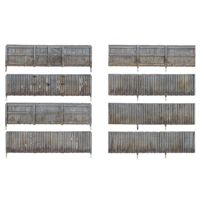 Woodland Scenics® N Privacy Fence