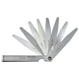 100mm Metric Feeler Gauge