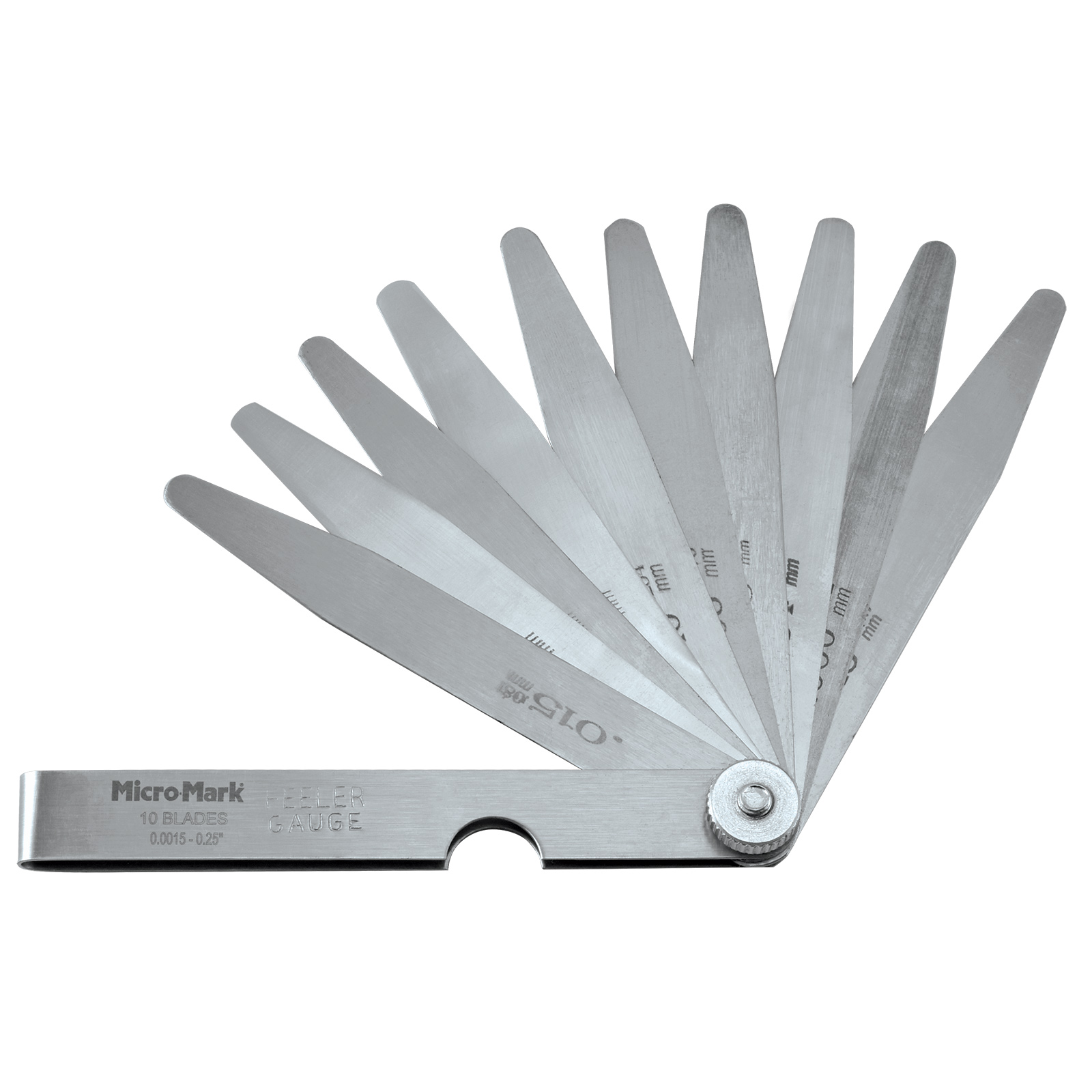 "Precision 4"" Standard Feeler Gauge"