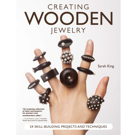 Creating Wooden Jewelry Book