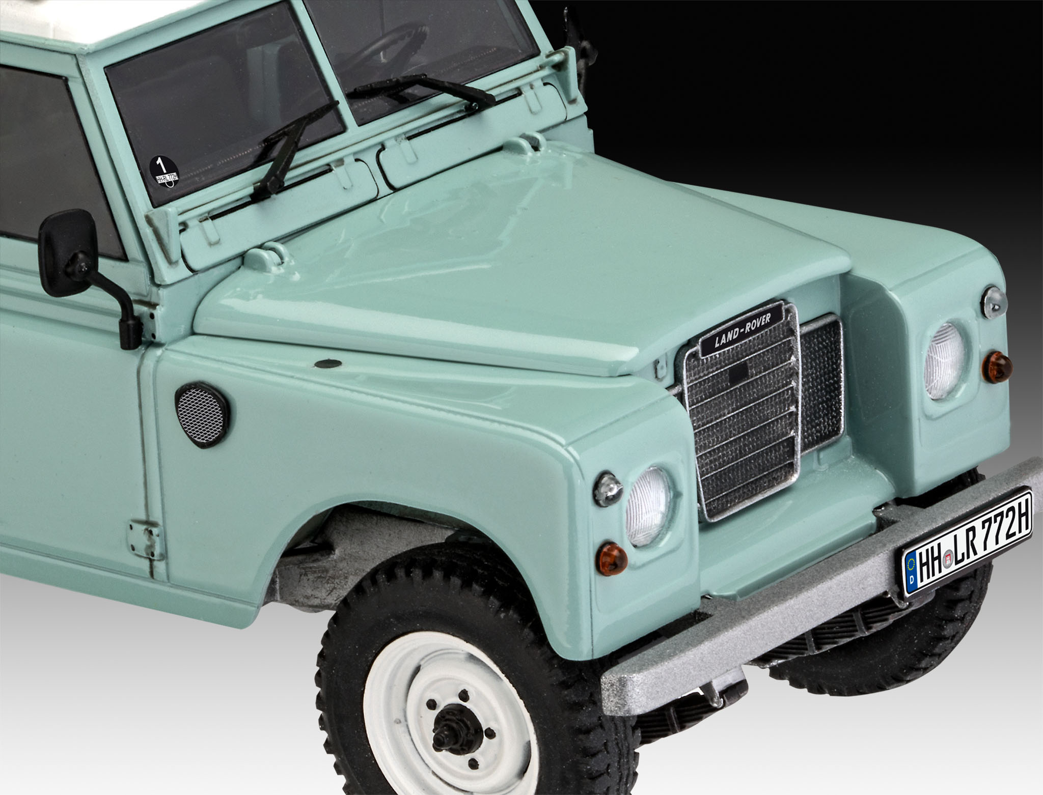 Revell® LWF Land Rover III