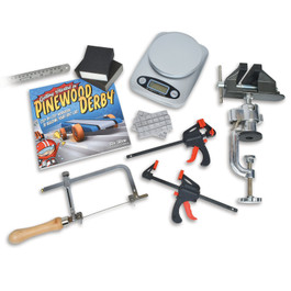 Pinewood Derby Super Value Package