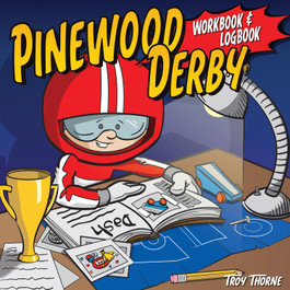 Pinewood Derby Workbook & Logbook