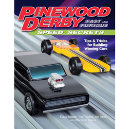 Pinewood Derby Fast and Furious Spe