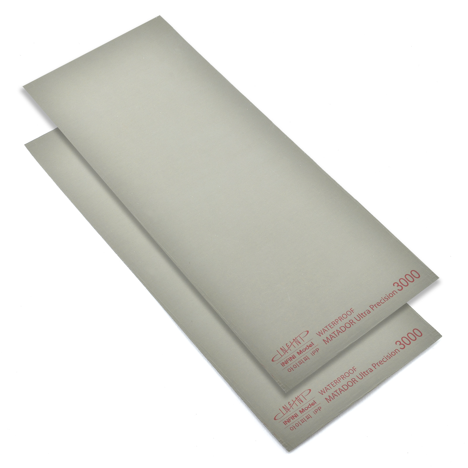 Sanding Sheet, 3000 Grit, Pack of 2