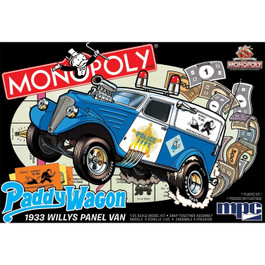 "MPC Monopoly™ ""Paddy Wagon"""