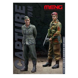 """Capture"" Resin Military Figures"