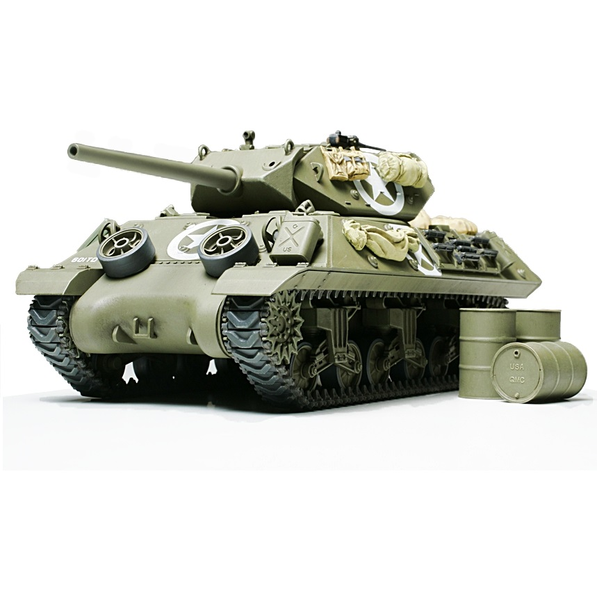 Tamiya U.S. Tank Destroyer M10