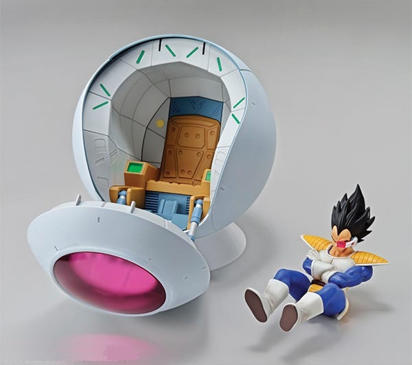 Dragon Ball Z Space Pod