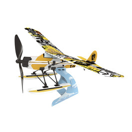 Playsteam™ Rubberband Seaplane