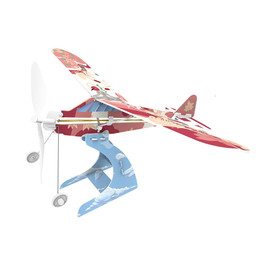 Playsteam™ Rubberband AeroPlane