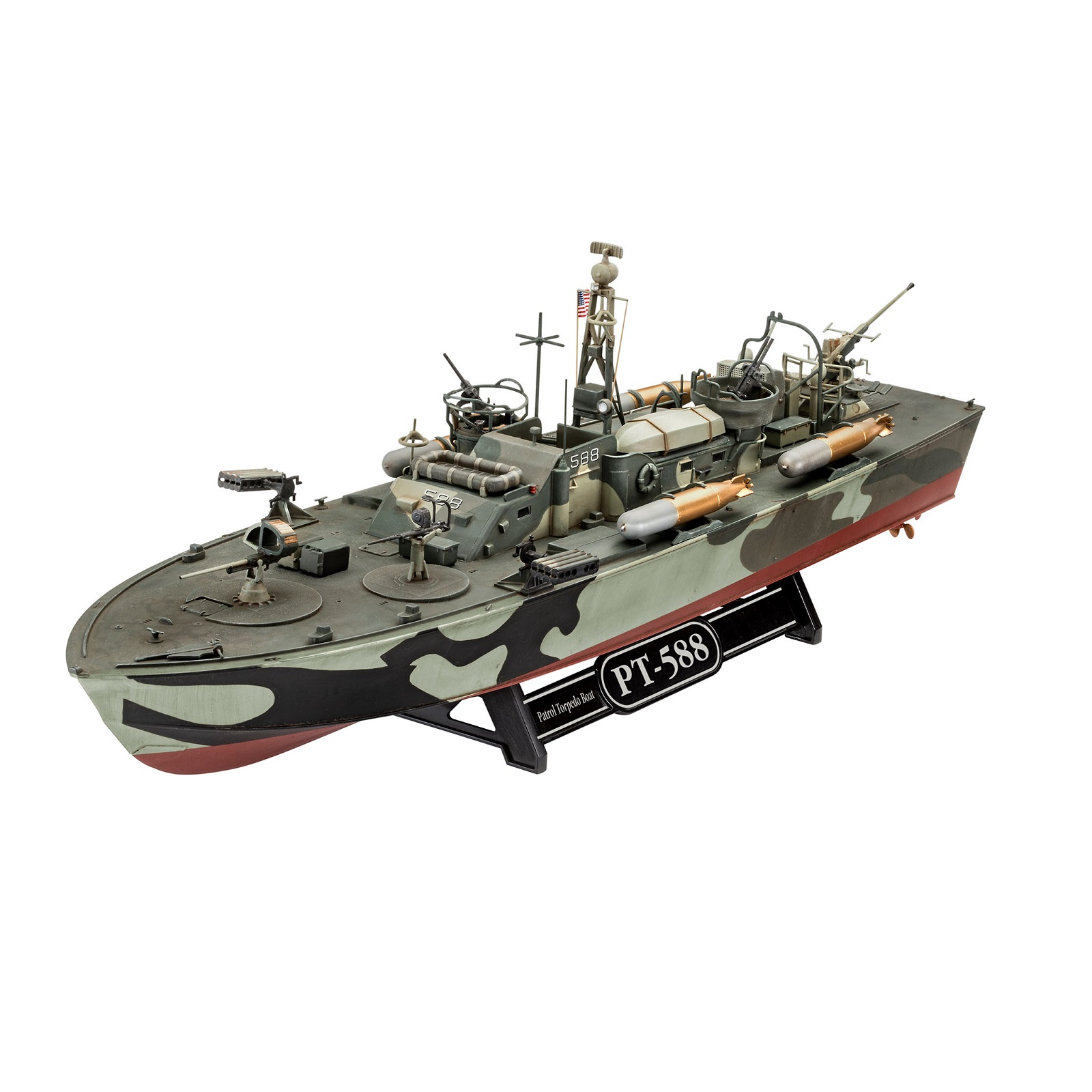 Revell Germany PT579/588