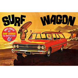 AMT 1965 Chevelle Surf Wagon