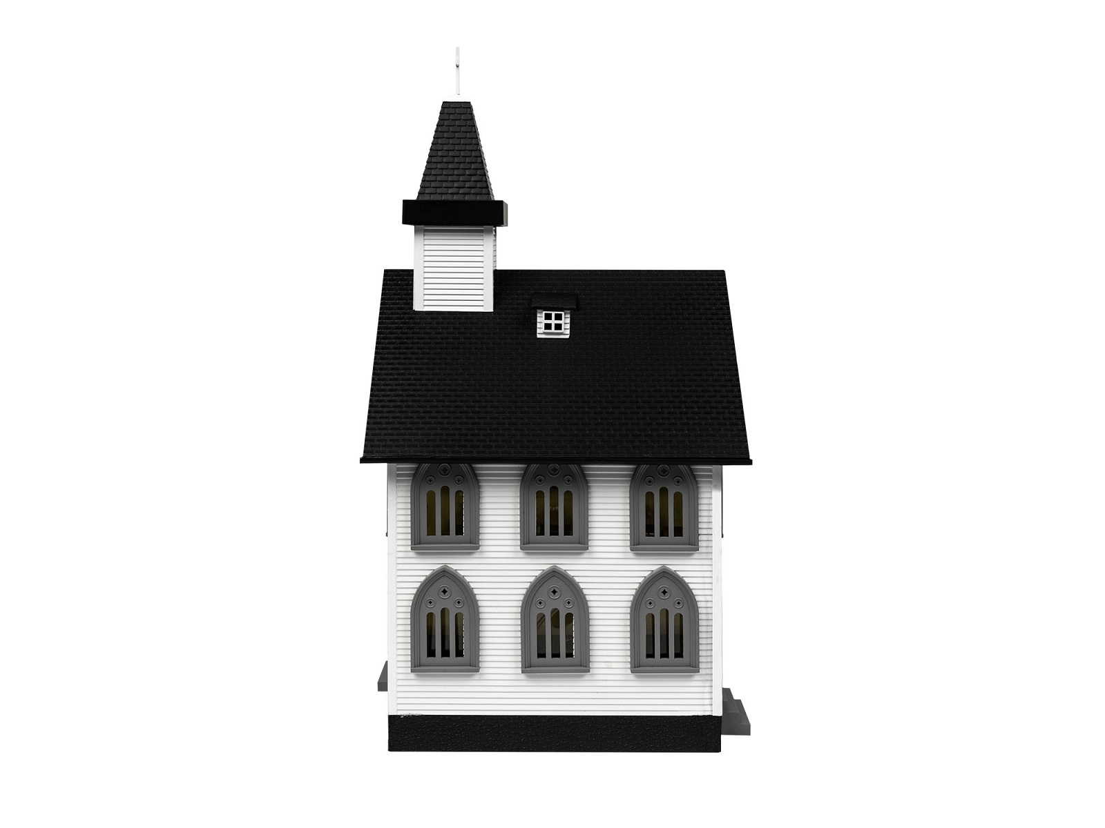 HO Scale Church Kit