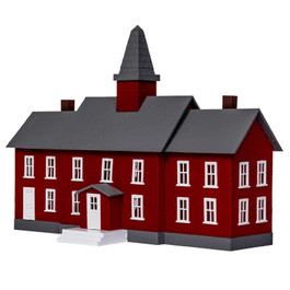 Lionel™ School House Building