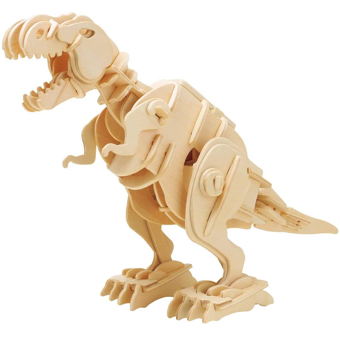 Sound Control T-Rex Wooden Kinetic