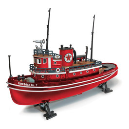 Texaco® Firefighting Tugboat