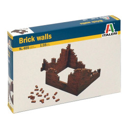 Italeri® Brick Walls